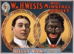 Black face is a huge controversial cultural appropriation. Current events have arisen in America where black face has been the corner stone of the arguments.C.K.