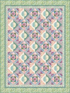 Eclipse Free Pattern: Robert Kaufman Fabric Company
