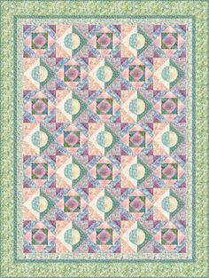 Eclipse Free Pattern: Robert Kaufman Fabric Company