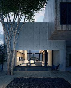 #Concrete Box by Lemons Bucket in Madrid,  ©  Lemons Bucket #designandlive