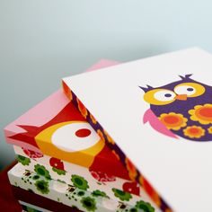 Game prize - Blafre notebooks    *substitute with Appa Delight notebooks from Bangkok