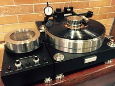 Klassik Analog Audio DD-55FV Vacuum suction air flotation turntable