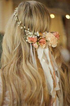 Decoration cheveux