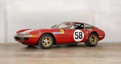 This Ferrari Daytona Competizione was an out-of-the-box Le Mans challenger | Classic Driver Magazine