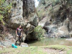 Acabo de compartir la foto de Henry Ruiz Campos que representa a: Ojo de Agua en Huangamarca