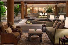 The Laguna Bali Resort - Lobby