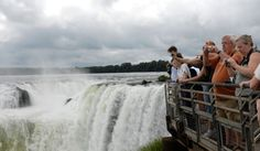 Iguazu Falls when visiting this great tourist to adventure As one of the main tourist destinations in South America, Iguazu Falls receive tourists throughout the year. Except for some specific times of flood in any month of the year it is possible to enjoy this spectacle of nature. However, there are some times more conducive to travel to the falls, according to the climate and tourism seasons. Read more in link... Check your #Travel #Tours #Packages #Vacations at #IguazuFalls in #Argentina.