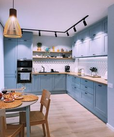 30 Most Beautiful Kitchen Decorating Ideas 2019 - Page 8 of 33 - hairstylesofwom. 30 Most Beautiful Kitchen Decorating Ideas 2019 - Page 8 of 33 - hairstylesofwomens. Kitchen Room Design, Home Decor Kitchen, Interior Design Kitchen, Home Design, New Kitchen, Home Kitchens, Kitchen Dining, Cuisines Design, Beautiful Kitchens