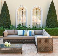 Creative Living Donatus Lounge Set #Garten #Galaxus