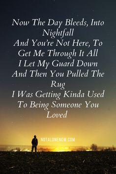 Love Song Lyrics Quotes, Music Quotes Deep, Best Song Lyrics, Yours Lyrics, Quotes Deep Feelings, Music Lyrics, I Lobe You Quotes, I Found Lyrics, Song Lyrics