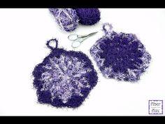How To Crochet Hexag