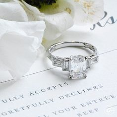Joyfully accepts! 💕  Propose with A.JAFFE Engagement Rings, Wedding Bands and Fine Jewelry> http://www.wherethediamondsare.com/designers/a-jaffe.html?utm_content=buffer15fad&utm_medium=social&utm_source=pinterest.com&utm_campaign=buffer
