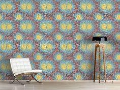Design #Tapete Monet Weint Sonnenlicht