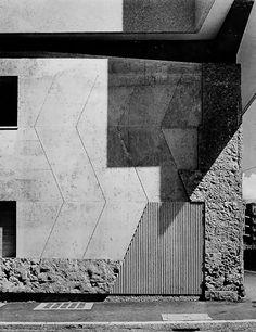 Luigi Moretti Girasole #Roma #Italy #Stone