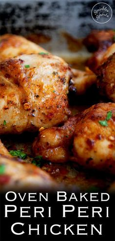 Peri Peri Chicken. USE THIS MARINADE. great recipe for an authentic Portuguese chicken.