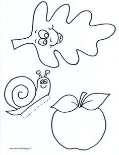 maestra Nella: Autunno: addobbi per l'aula