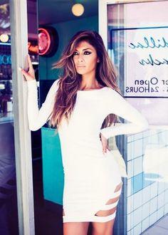 Nicole Scherzinger: Missguided Photoshoot 2014 -12