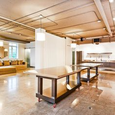 Ultrasophisticated artist loft 1 block from Lincoln Rd & all the riches of SoBe! #loft #workspace #livework #miamibeach #realestate #modernarchitecture #industrialdesign