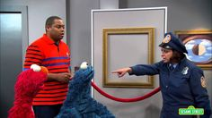 "Sesame Street: ""The Cookie Thief"" Preview"