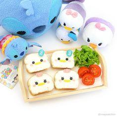 Tsum toast♡