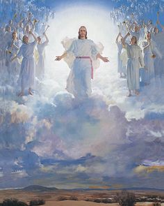 The Second Coming ... The Jews were confused about the first coming of the Messiah.  Today, we find much confusion about the Second Coming as well.  What should this tell us about the importance of truly seeking to understand Bible Truth?  Don't just listen to your pastor or others.  Study scripture for yourself.  Seek and you will find him!  Be ready!