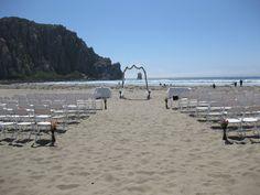 Morro Bay Wedding And The Inn My Fl Work Pinterest Venues Weddings