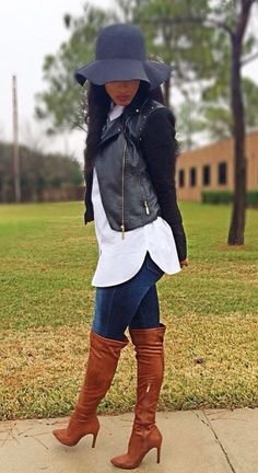 Into the fall wear Chic Outfits, Fashion Outfits, Womens Fashion, Fashion Trends, Fashion Ideas, Fall Winter Outfits, Autumn Winter Fashion, I Love Fashion, Fashion Looks