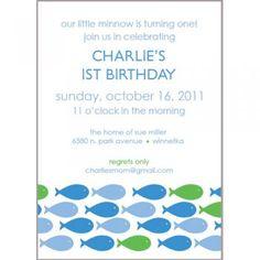 3fbb977d65a57aef1e1d9b9bf28a8dc1 first birthday invitations birthday bash under the sea baby shower invitation wording under the sea blue,What To Say On Birthday Invitation