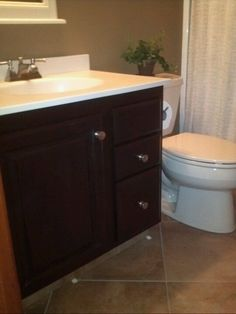 paint bathroom cabinets espresso bathroom cabinets painted with rustoleum cabinet 24225