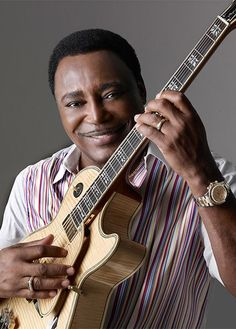 GEORGE BENSON Thursday, Jan. 19—George Benson—Fox Tucson Theatre, 7:30 p.m. George Benson, guitarist and vocalist, always had the dual role of expert improviser and vibrant entertainer but few might have predicted that striking level of stardom 40 years ago when Benson was a fledgling guitarist working the corner pubs of his native Pittsburgh. Wes Montgomery, one of jazz's most creative players, who came across Benson early on, urged him to continue his already impressive work. 2d