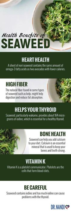 What are the surprising health benefits of seaweed? - What are the surprising health benefits of seaweed? You might expect it to be healthy and vitamins and minerals. But, health experts have discovered that Health And Nutrition, Health Tips, Health Foods, Health Vitamins, Sea Weed Recipes, Different Vegetables, Food Is Fuel, Foods To Avoid, Bone Health