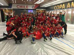 Chile Campeón Copa América Bicentenario.