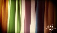 SHWL • Taken by Blackberry smartphone camera. Located @chiffon_id's booth @ MX mall, Malang, East Java, INA