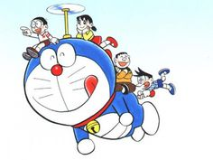 The Most Famous Robotic Cat, Doraemon