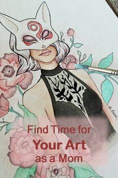 Finding Time for Art as a Mom Crafts For Kids, Arts And Crafts, Creating A Blog, Hobbies, My Arts, Mom, Create, Crafts For Children, Craft Items