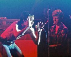 Iggy Pop & David Bowie