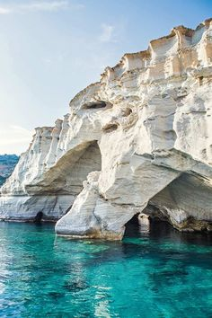 The luminous Greek Island of Milos has the best beaches in the Aegean, a fascinating history and superb seafood