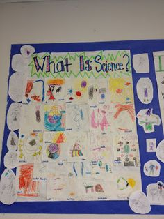 """""""What is Science?"""" Interactive Writing Chart - Kreative in Life"""