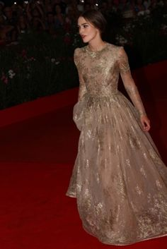 Keira Knightley on the Red Carpet in Venice, Italy
