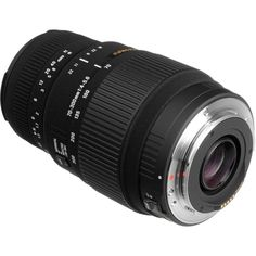 Sigma 70-300mm f/4-5.6 DG Macro Lens for Canon EOS - Overstock™ Shopping - Great Deals on Sigma Lenses & Flashes