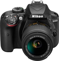 Nikon: D3400 Camera is a Lightweight, Entry-Level DSLR to Easily Capture & Share the Moments That Matter  http://www.photoxels.com/nikon-d3400-and-af-p-dx-nikkor-lenses/