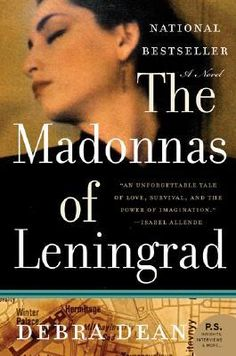 The Madonnas of Leningrad by Debra Dean. An elderly woman now living in the US remembers her life as a young woman working in the Hermitage during the Siege of Leningrad.