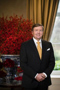 King Willem-Alexander of the Netherlands with his 2017 Christmas address