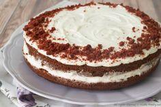 Red Velvet Cake Bimby #ricettebimbynet
