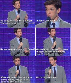 The Best John Mulaney Jokes