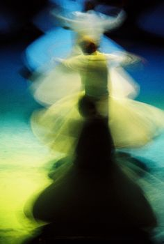 Whirling Dervishes by Bingul Ozcan