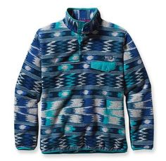 73ad0ab20ffa6 A classic pullover  the Patagonia Women s Synchilla® Lightweight Snap-T®  provides everyday warmth and comfort with soft double-faced fleece.