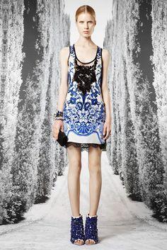 Roberto Cavalli | Resort 2013 Collection | Vogue Runway