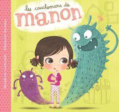 Editions Bilboquet - Les cauchemars de Manon