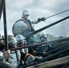 Jordi Bru Fantasy Warrior, Fantasy Rpg, Medieval Fantasy, Conquistador, Military Art, Military History, Thirty Years' War, Landsknecht, Medieval Armor